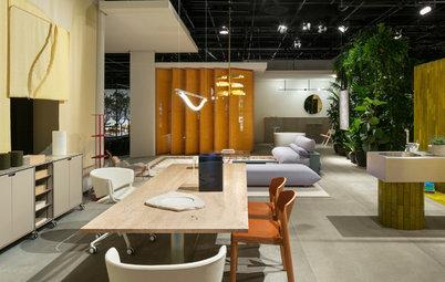 Interior-Experiment: Wie man ohne Wände wohnt