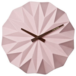 Contemporary Wall Clocks by Red Candy Ltd