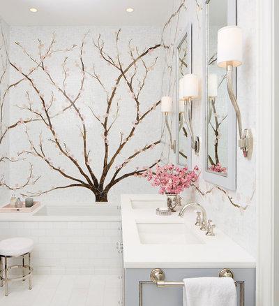 Transitional  by Caroline Beaupere Design