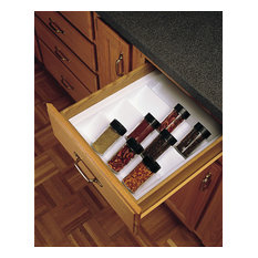 Rev-A-Shelf ST-2-52 ST2 Series Trimmable Individual Spice Drawer Insert