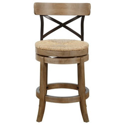 Beach Style Bar Stools And Counter Stools by Homesquare