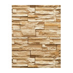 Rn1042 Wallpaper  Travertine Faux Stone