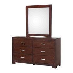 Zoe Dresser and Mirror