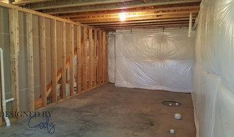 Basement Guest Suite Renovation