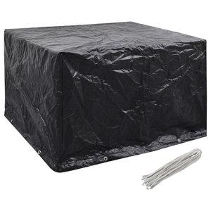 VidaXL Garden Furniture Cover, 8-Eyelet, 135x90 cm