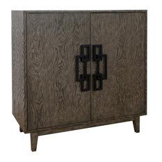 Crestview 36-inch Acacia 2 Door Cabinet CVFVR8216