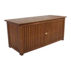 Washington Wooden Deck Box