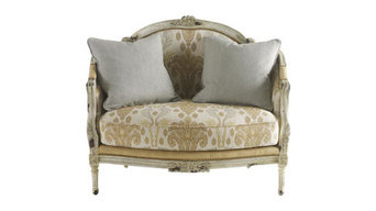 The Horchow Collection - Furniture - Settees & Chaises - Seating - Categories