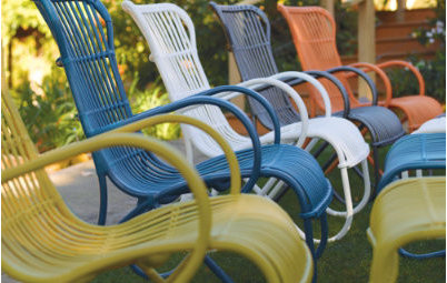 Guest Picks: 20 Summery Chairs for a Patio or Garden