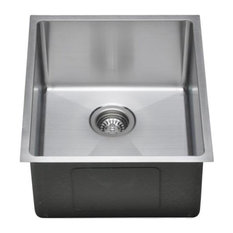 "Wells Sinkware 17"" Farm Sink Pack, Stainless Steel, Sink Only"