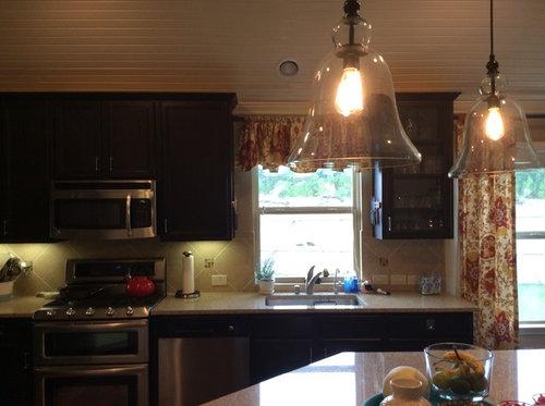 Design Dilemma Pot Light Over Sink Off Center