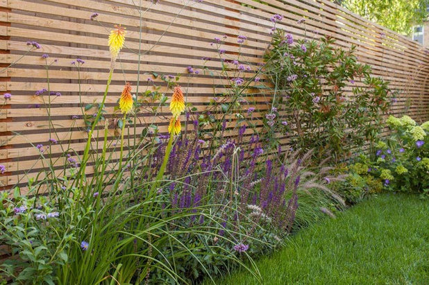 Contemporary  by Simon Orchard Garden Design