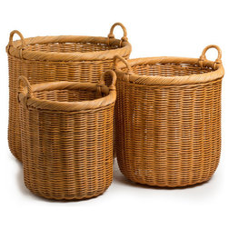Tropical Baskets by The Basket Lady
