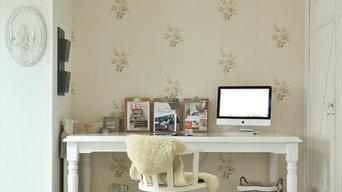 Espace bureau -  Dans le salon