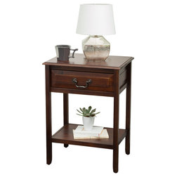 Transitional Side Tables And End Tables by GDFStudio