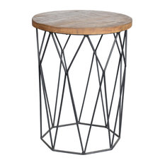 Kosas Chester Round End Table