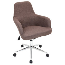 Contemporary Office Chairs by LumiSource
