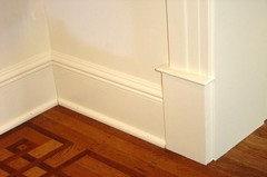 Show Shoe Molding Match Your Hardwood Floors The Trim Paint