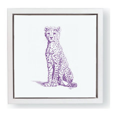 """""""WILD CHILD-Cheetah"""" by John Banovich Limited Edition Giclee, Canvas, 14"""