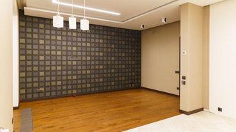 Ремонт по дизайн-проекту 90 м² в ЖК Мишино