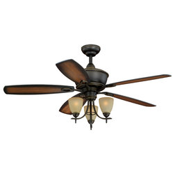 American Traditional Ceiling Fans by Buildcom