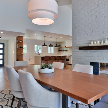 Woodland Hills Kitchen Remodel with Custom Cabinets