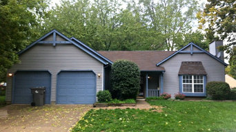 Exterior Restoration- Southside Indianapolis, IN