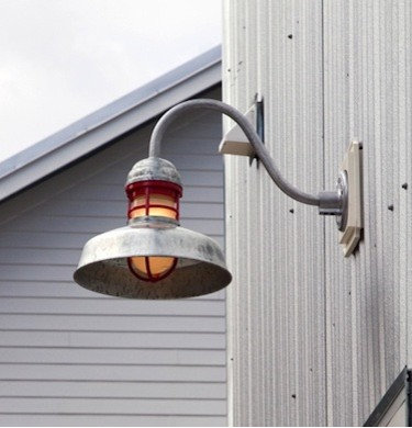 Gooseneck Lighting Ideas, Pictures, Remodel and Decor:SaveEmail. Barn Light Electric Company,Lighting