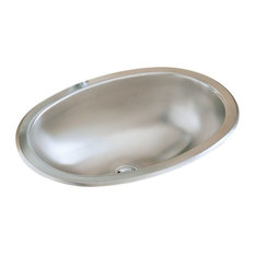 Sterling S1201-0 Stainless Steel Lavatory Sink Fixture