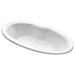 Contemporary Bathtubs by American Acrylic & Injection, Inc.