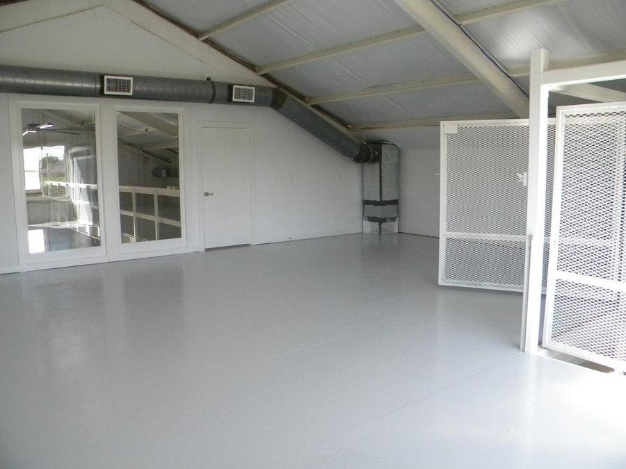 Epoxy Floor, After