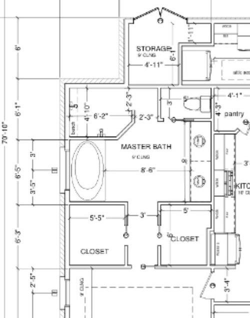 What tub width?
