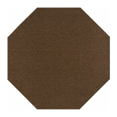 Outdoor Carpet, Chocolate, 5' Octagon