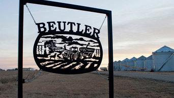 Custom Laser Cut Metal Farm & Ranch Signs