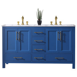 Transitional Bathroom Vanities And Sink Consoles by Decors R Us