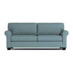 Lafayette Queen Size Sleeper Sofa, Innerspring Mattress, Cloud Velvet