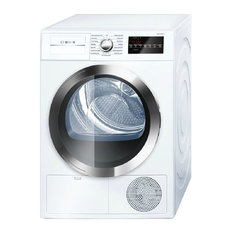 """Bosch 24"""" Compact Electric Condensation Dryer, White"""