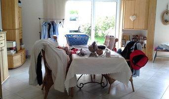 Rangement et organisation d'une maison