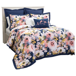 Contemporary Comforters And Comforter Sets by Lush Decor