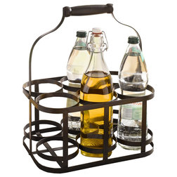 Industrial Wine Racks by Home Garden Collections