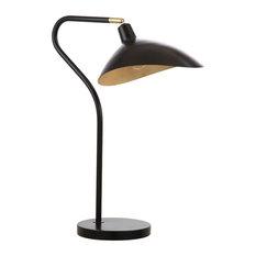 Safavieh Giselle 30-Inch High Adjustable Table Lamp