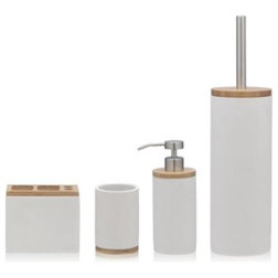 Contemporary Bathroom Accessory Sets by PRESENT USA Company