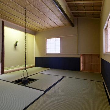 豊橋住吉の家 茶室