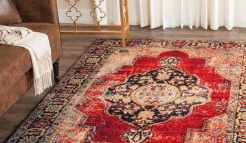 Bestselling High-Traffic Rugs by Size