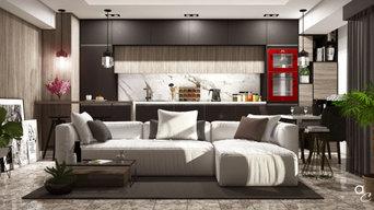 Scène Intérieure Livingroom_DAY&NIGHT