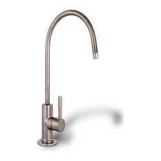 Ronaqua Water Filter Purifier Faucet European Style (Brushed Nickel)
