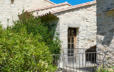 My Houzz: A Historical French Property Restored Stone by Stone