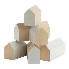 - Archiblocks house - Baby- & småbarnsleksaker