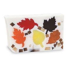 Autumn Leaves Shrinkwrap Soap Bar