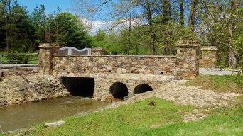 Custom Stone Bridge
